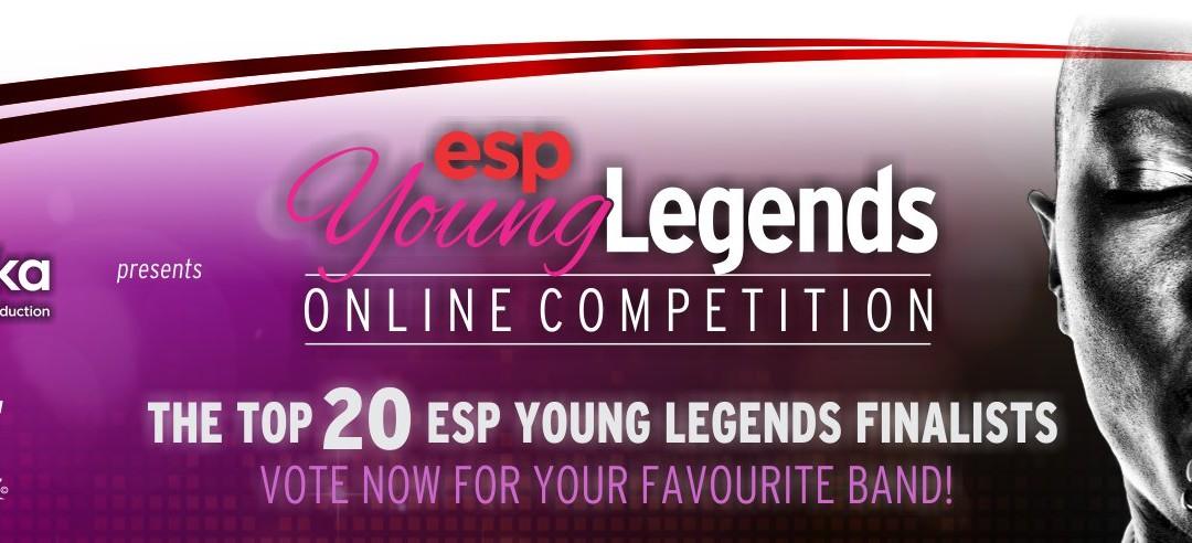 espAfrika announce espYoungLegends Top 20 Finalists