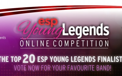 espAfrika announce espYoungLegends Top 20 Finalists